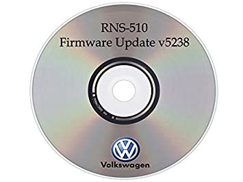 Amazon com: FIRMWARE Update v15 V5238 for Volkswagen VW Skoda RNS510