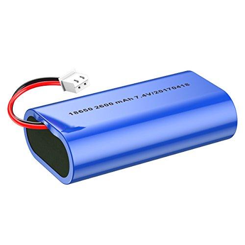 Housmile Accessory for ECAN Robotic Vacuum Cleaner - Battery (Model:3071C) by Housmile