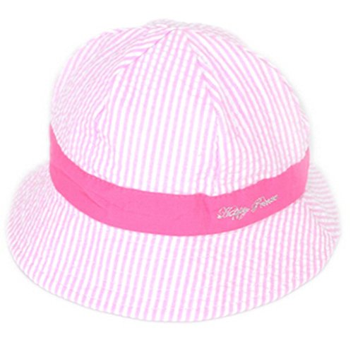 [Usstore Cute Kids Baby sun Hat Cotton Headwear Cap (Pink)] (90s Era Costumes)