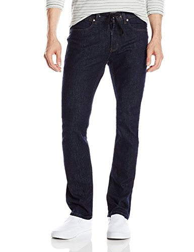 KR3W Men's K Slim Jean, Dark Blue, 30