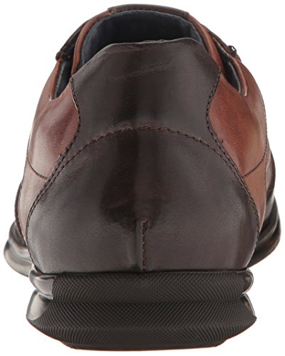 Bacco Bucci Mens Gaspari Slip-on Loafer Brun / Multi