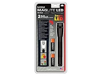 Sp2201h Lampe Led 17 Métal Cm Maglite Poche De Mag Noir Mini Lite CdQhrts