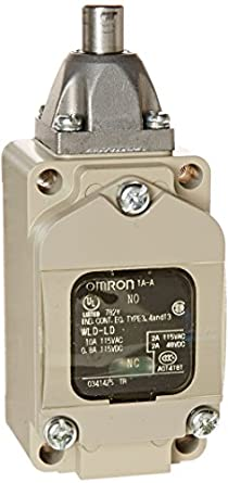 Brand New in Box Omron WLD-LD Limit Switch