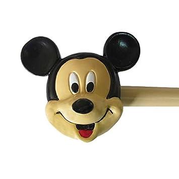Tringle pour Rideau Disney Mickey en fer - Crème M007: Amazon.fr ...