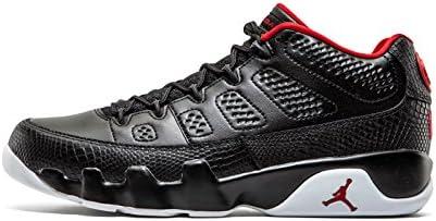エア ジョーダン レトロ Air Jordan 9 Retro Low Black White 832822-001 [並行輸入品]