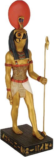 Ra-Harakti statue