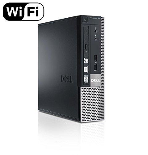 (Dell Optiplex , Intel Core i3-2100 3.1GHz, New 8GB Memory, 500GB HDD, DVD, WiFi, Windows 10 (Certified Refurbished) )