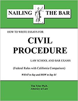 law essays civil procedure