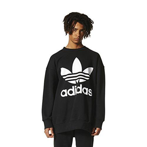 Adidas Crew Neck Sweatshirt (MEN'S ADIDAS ORIGINALS CREWNECK SWEATSHIRT BQ1814 (S))