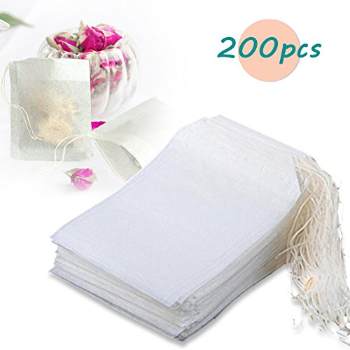 Loose leaf tea filter bags