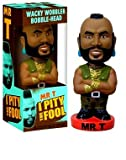 : ORIGINAL EDITION Mr.T Wacky Wobbler Bobblehead