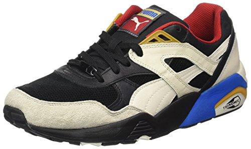 Puma R698 Flag, Sneakers Basses Homme Multicolore (Puma Black-whisper White)