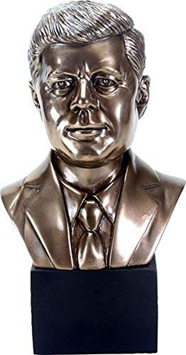 Used, 9.25 Inch President John F Kennedy Head Sculpture, for sale  Delivered anywhere in USA