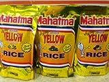 Spicy Yellow Rice by Mahatma