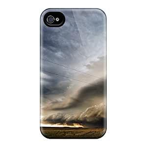 AtuCZdW5760CNqzD Anti-scratch Case Cover Maria N Young Protective The Eve Of The Storm Case For Iphone 4/4s