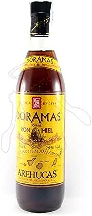 Ron Miel Doramas Arehucas