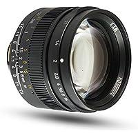7artisans 50mm F1.1 Manual Fixed Lens for Leica M Mount M-M M3 M4 M6 M7 M8 M9 M240 M10