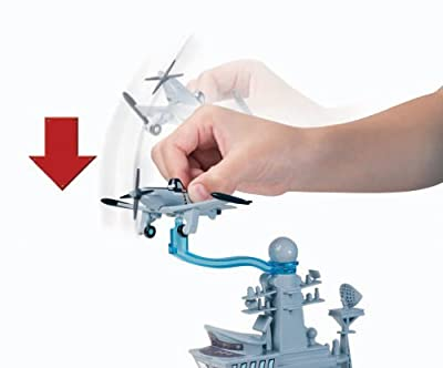 Disney Planes Aircraft Carrier Playset Children, Kids, Game