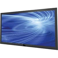 Elo Touch Systems 3209L 32 LED 1920 x 1080 3000:1 LCD Monitor VGA HDMI Intellitouch Plus USB Clear Gray E000732