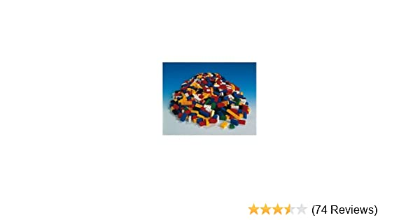 Amazon.com: LEGO Basic Bricks Big Bulk Set - 576 Pieces (9251 ...