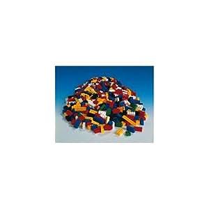 lego basic bricks big bulk set 576 pieces 9251 loose bricks