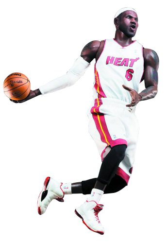 Enterbay Lebron James Real Masterpiece Action Figure