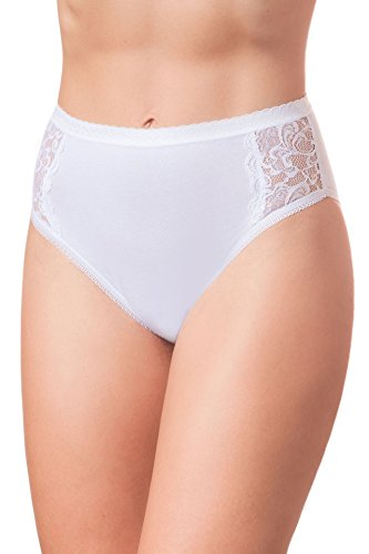 marcLuis - Culottes - para mujer Bianco