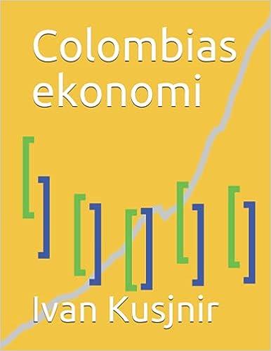 Colombias ekonomi