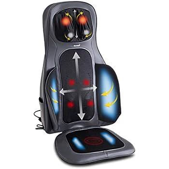 Amazon Com Boolex Shiatsu Neck Amp Back Massage Seat