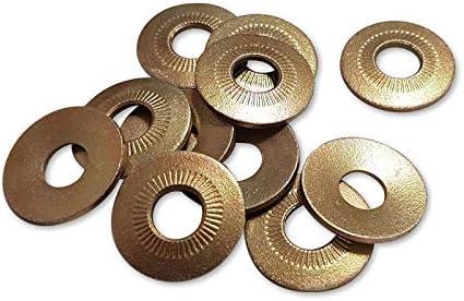10 X Ouvert rondelles en caoutchouc-OD 25 Mm Id 17 mm-W 8.5 mm #2