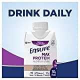 Ensure Max Protein Nutritional Shake with 30g of