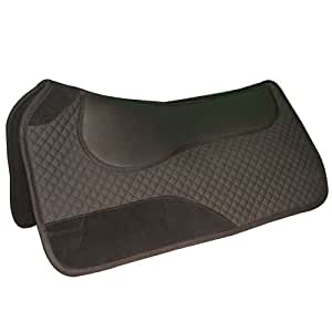 ThinLine Western Saddle Pad, Black