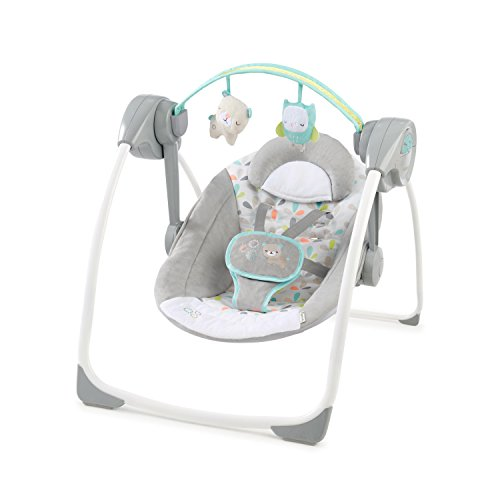 Ingenuity Comfort 2 Go Portable Swing - Fanciful Forest