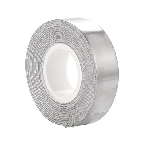 SummerHouse 2 Grams Per Inch High Density Golf Lead Tape 1/2'' x 60'' Available 0.025 Inch Thickness for Tennis and Fishing