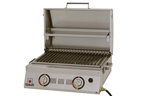Solaire Sol Aa23a Lp Double Burner Tabletop Infrared