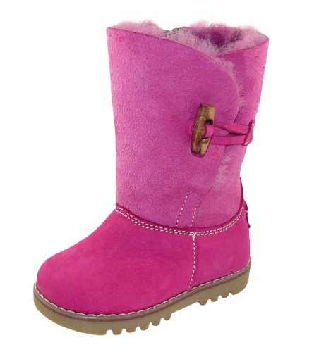 Zecchino a 29–2902 boots d'oro fille Bonbon bottes Rose rOqHrv