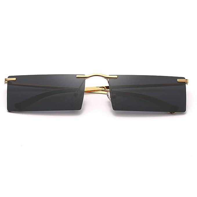 Gafas De Sol Mujer Polarizadas De Metal, Lentes Retro Con ...