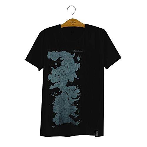 Camiseta Game Of Thrones Westeros