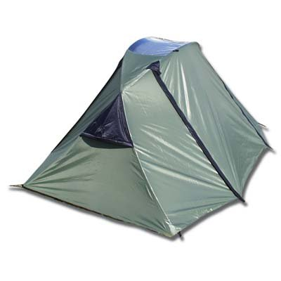 Backside T-8 2 person 3 season Tent (Olive/Green) by Backside   B0017S3614