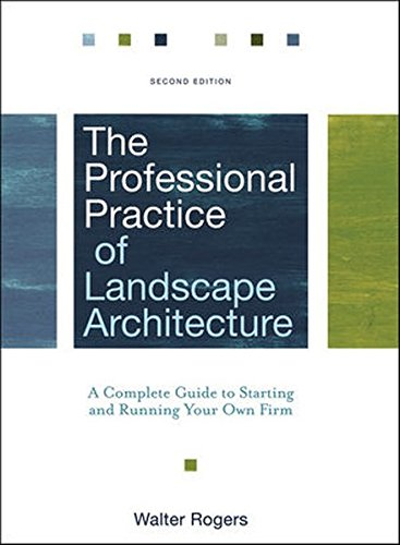 Prof.Practice Of Landscape Architecture