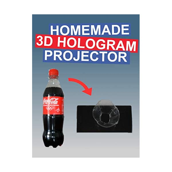 Homemade 3D Hologram Projector
