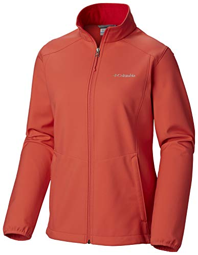 Columbia Women's Kruser Ridge II Softshell, Red Coral ()