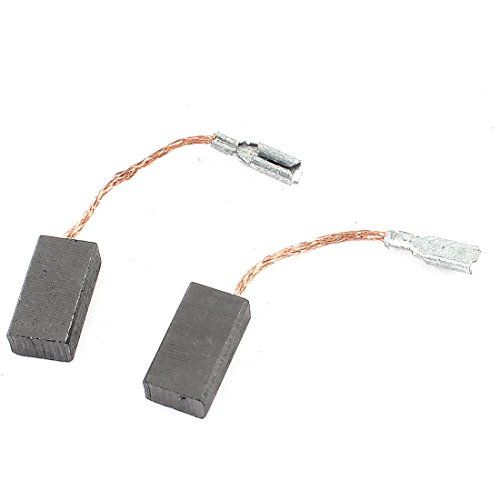 Uxcell Electric Drill Motor Carbon Brushes15mm x 7mm x 5mm, 2 Pcs by uxcell
