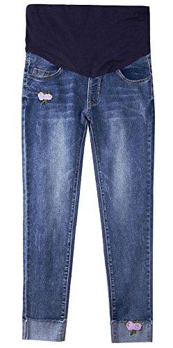 Five Pocket Maternity Jeans - 3