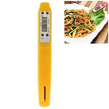 Review Thermometer Temperature - Digital
