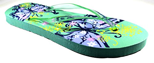 Octave Infradito donna Butterfly Design Green Light ww6qrPT1