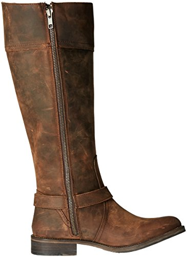 Wolverine by Boot Women's Margo Riding Brown 1883 POwq5Z