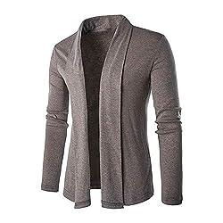 New Spring Autumn Mens Patchwork Fashion Cotton Man Sweaters Mens Clothes 5z 13 J L