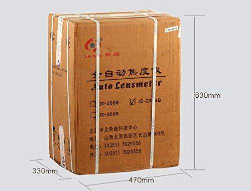 Huanyu Automatische scheitelbrechwertmesser LCD grün Lichtquelle Lichtquelle Lichtquelle Smart lensometer focimeter Gläser Meter Optometrie Equipment, 220V, 1 B077GTHVZ2 Multifunktionswerkzeuge Super Handwerkskunst 9e4bb4