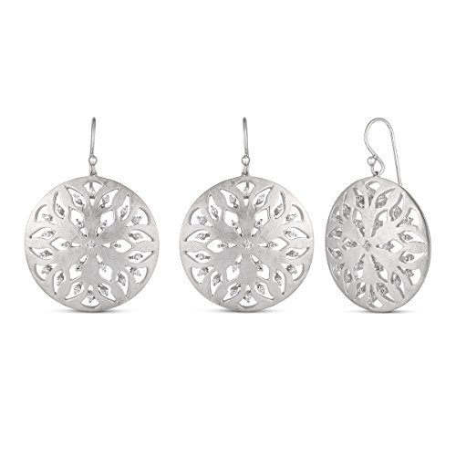 Easter Offer, Ferhe New York 925 Sterling Silver Earring withCubic Zirconia by Jewel Ivy